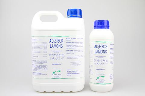 AD3E-BCK Lamons