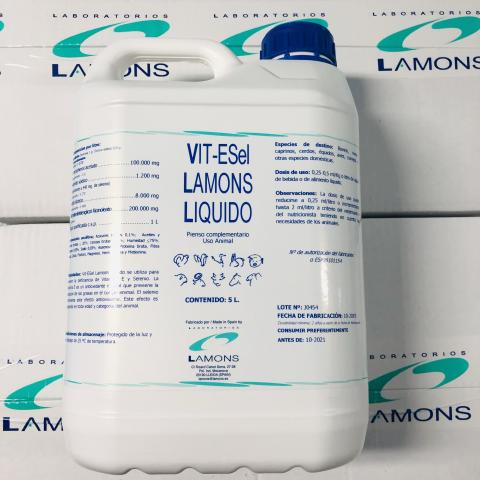 VIT-ESel Lamons Liquid